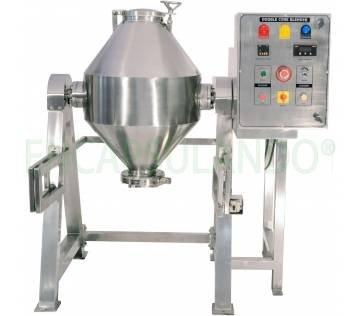 Mezcladora Doble Cono MDC-500 Mezcladoras